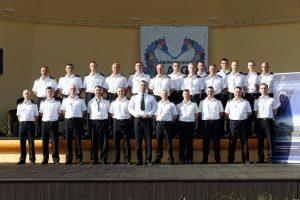 Koncert Promenadowy Orkiestry Wojskowej @ Muszla Koncertowa
