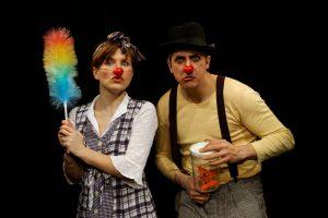 Gino i Suzi, czyli kochaj sąsiada swego jak siebie samego. @ Sala Teatralna