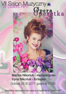 Salon Muzyczny - Opera i Operetka @ Galeria ART
