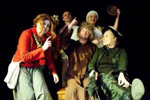 Przełożony! Lista męskich życzeń - spektakl @ Sala Teatralna