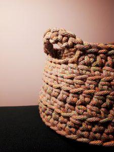 Kreatywna Sobota- okrągły koszyk @ Wojska Polskiego 1/1, Sala 414, III piętro