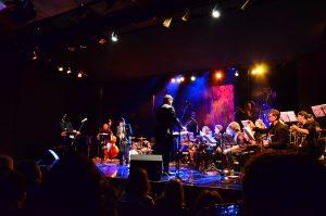 Nowa Wyspa. Koncert Big Bandu Akademii Sztuki w Szczecinie @ Matejki 11