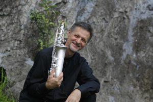 Koncert saksofonowy @ Muszla koncertowa